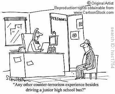 short essay about terrorism